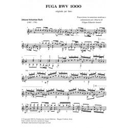 Fuga BWV 1000